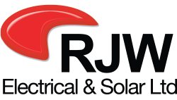 RJW Electrical Logo